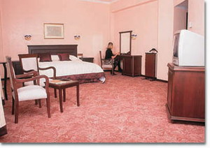 Esenboga Airport hotel ankara suite room picture