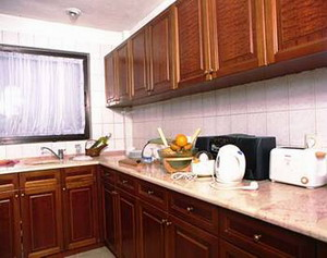 Best Apart hotel ankara kitchen picture