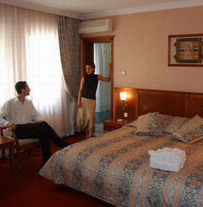 Elit Palas hotel ankara hotel double room picture