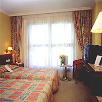 Best Western Hotel 2000 hotel ankara twin room picture