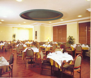 Houston hotel ankararestaurant picture