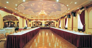 Ickale hotel ankara meeting hall picture