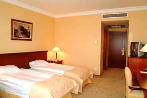 Midi hotel ankara twin room picture