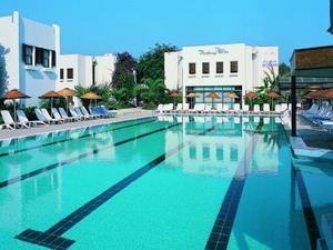 Samara Hotel Bodrum swimming pool picture