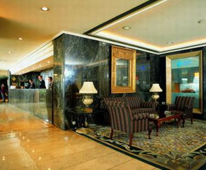 Divan Hotel Lobby Picture