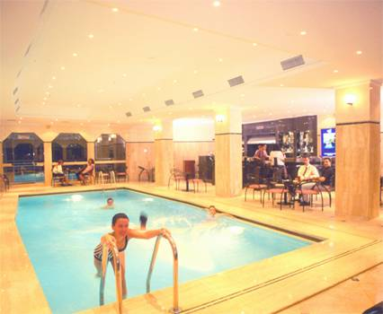 Grand Star Hotel Swimming Pool View