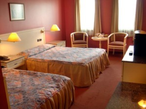 Adela Hotel Twin Room Picture