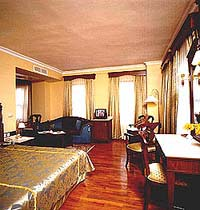 Arena Hotel Frenc Bed Room Picture II
