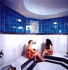 Arena Hotel Turkish Bath Picture