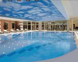 Grand Cevahir Hotel Istanbul Indoor Swimming Pool Picture