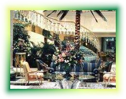 Ceylan Intercontinental Istanbul Hotel Lobby Picture