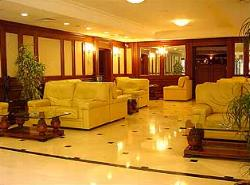 Dorint Park Plaza Hotel Lobby Picture