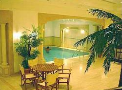 Dorint Park Plaza Hotel Swimming Pool Picture II