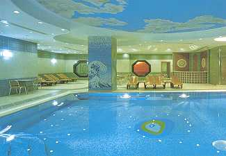 Elite Hotel Swimming Pool Picture