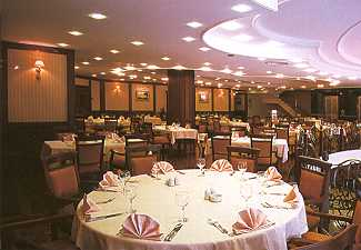 Elite Hotel Restaurant Picture