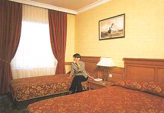 Taksim Square Hotel Twin Room Picture