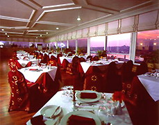 Grand Halic Hotel Restaurant Picture