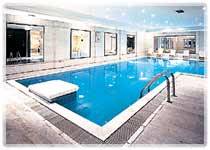 Grand Halic Hotel Swimming Pool Picture
