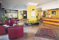 Grand Yavuz Hotel Lobby Picture