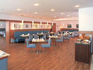 Holiday Inn City Hotel Restaurant Picture