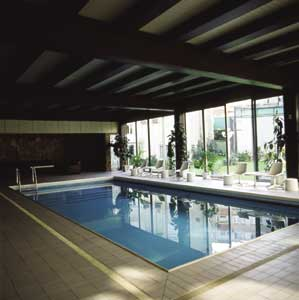 Holiday Inn City Hotel Swimming Pool Picture