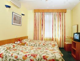 Ilkay Hotel Twin Room Picture