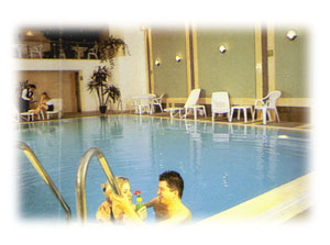 Marble Hotel swimming pool Picture