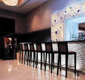 Movenpick Istanbul Hotel bar picture