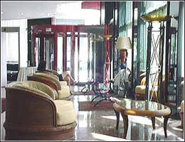 Nippon Hotel Lobby Picture