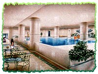 Ritz Carlton Hotel Istanbul Swimming Pool picture