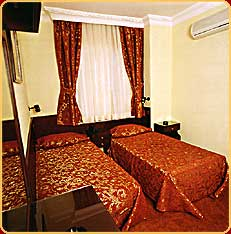 Star Hotel Twin Room Picture