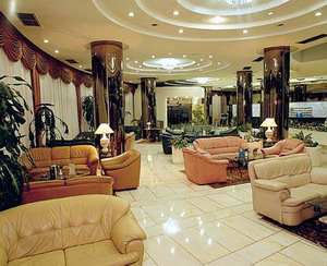 Surmeli Hotel Istanbul Lobby Picture