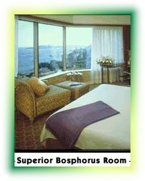 Swissotel The Bosphorus Hotel Istanbul Double Room Picture