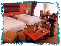Taxim Hill Hotel Twin Room Picture