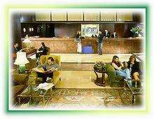 The Marmara Hotel Istanbul Lobby Picture
