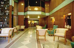 Altinel Hisar Izmir Hotel lobby picture