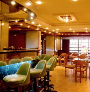 Altinel Hisar Izmir Hotel bar picture