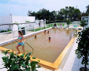 Altin yunus golden dolphin Hotel cesme Izmir hotel thermal pool picture