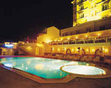 dalyan plaza Hotel cesme Izmir hotel swimming pool picture