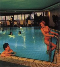 Grand Hotel Mercure Hotel Izmir Swimming Pool picture