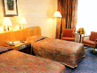 Grand Hotel Mercure Hotel Izmir hotel twin room picture