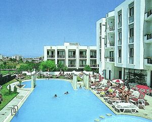 Piril Hotel cesme Izmir hotel swimming pool picture