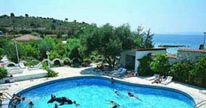 Club Pomelan Hotel cesme Izmir hotel swimming pool picture II