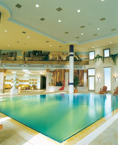 Sheraton Cesme Resort&Spa Hotel Izmir Thermal Pool picture