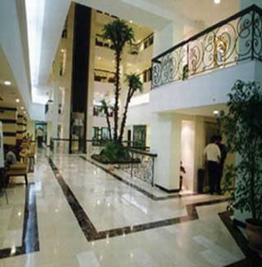 Suzer Paradise Hotel Cesme Izmir loby picture