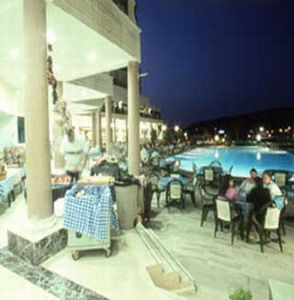 Suzer Paradise Hotel Cesme Izmir swimming pool picture