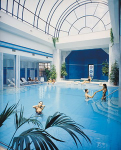 Colossae Thermal Hotel Pamukkale swimming pool picture