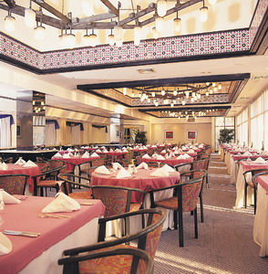 Colossae Thermal Hotel Pamukkale restaurant picture