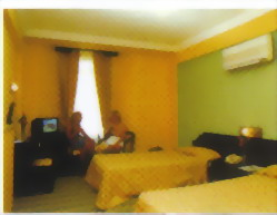 Hierapolis Thermal Hotel twin room picture