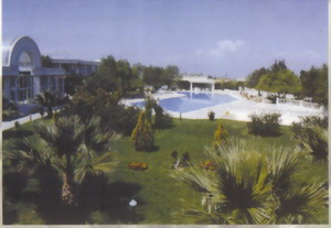 Hierapolis Thermal Hotel swimming pool picture